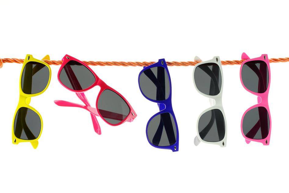 Do children really need sunglasses?